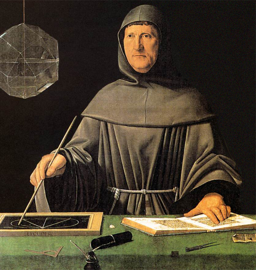 luca pacioli the unsung hero of the Accounting information  heroes were destined to live again in the memory of every citizen such communal fervor was the cement of national unity  luca pacioli .